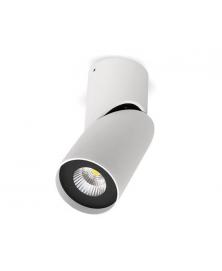 Plafonieră LED orientabilă LACERTA