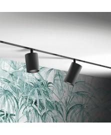 Spot orientabil pentru șină electrificată MICROPERFETTO