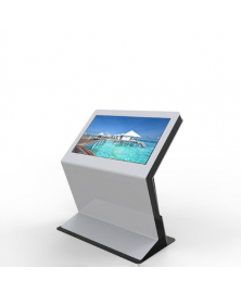 Info kiosk digital cu touch screen